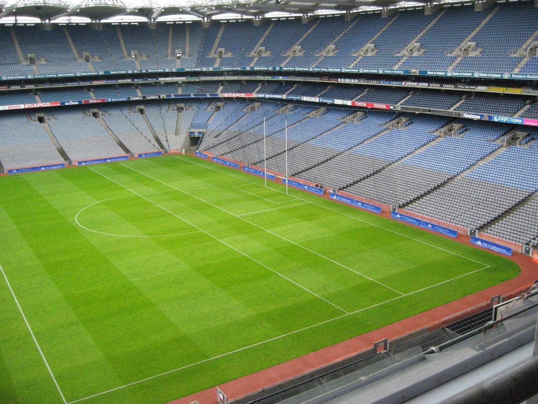 Studietur Dublin Croke Park Stadium