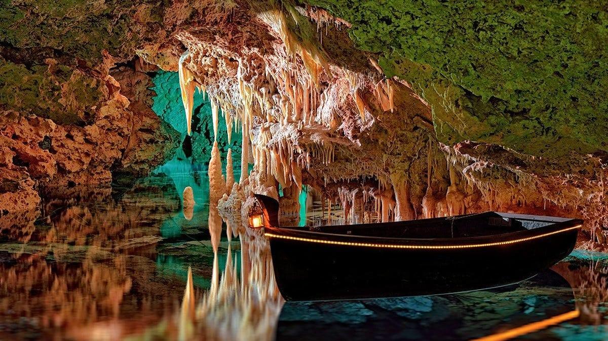 Studietur Mallorca Cuevas dels Hams