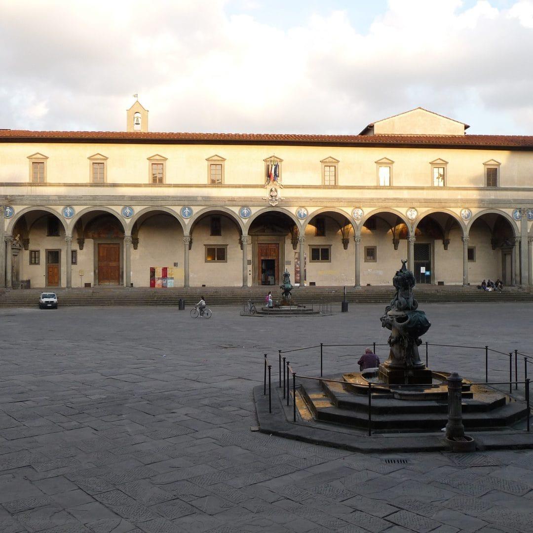 Studietur Firenze Museo Degli Innocenti