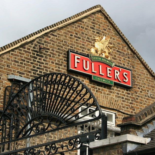 Studietur London Fullers Brewery