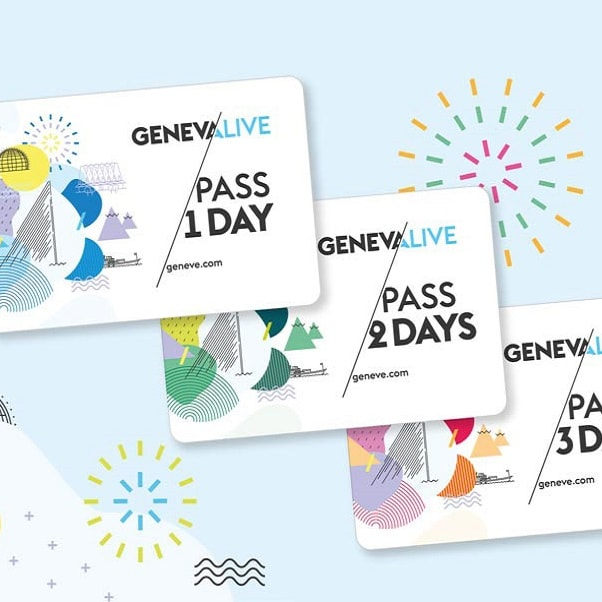 Studietur Geneve Pass