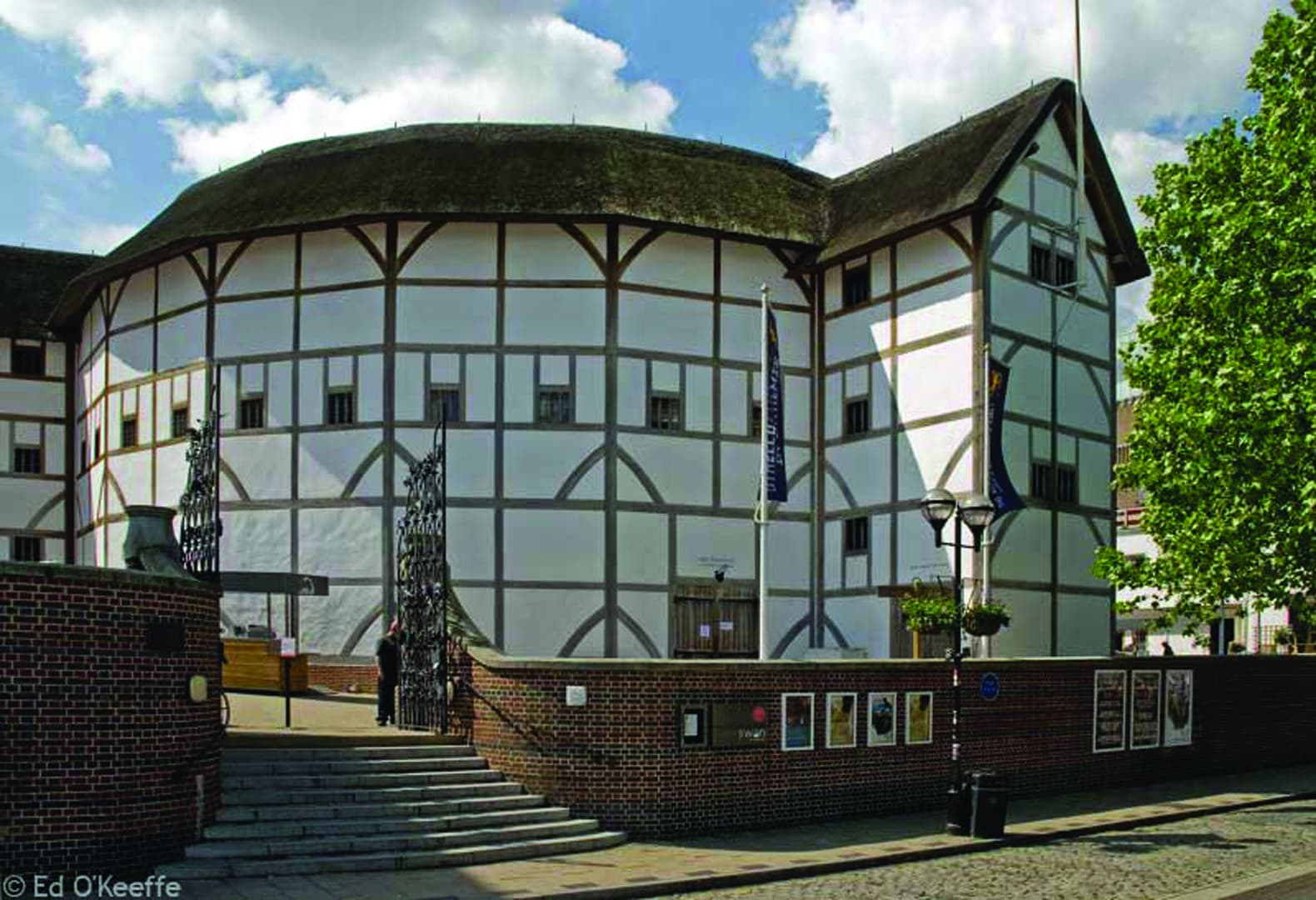 Studietur London Globe Theatre