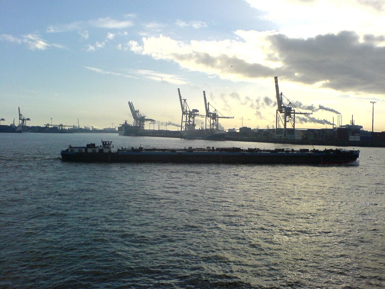 Studietur Hamborg Havn