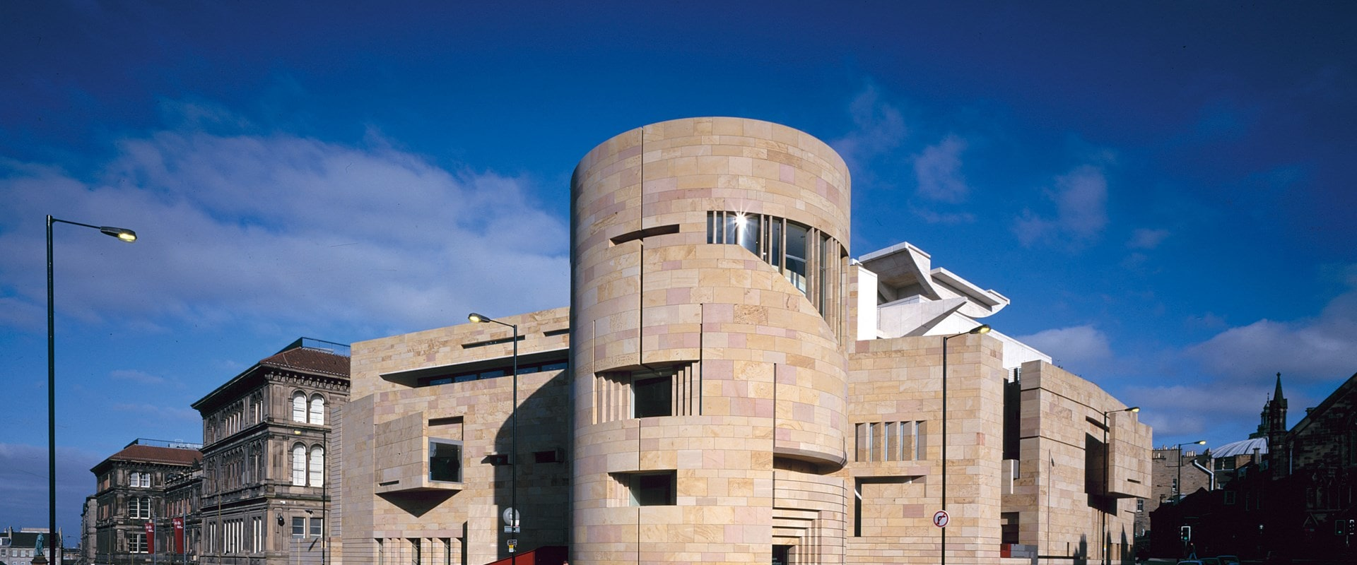 Studietur Ebinburgh National Museum Scotland