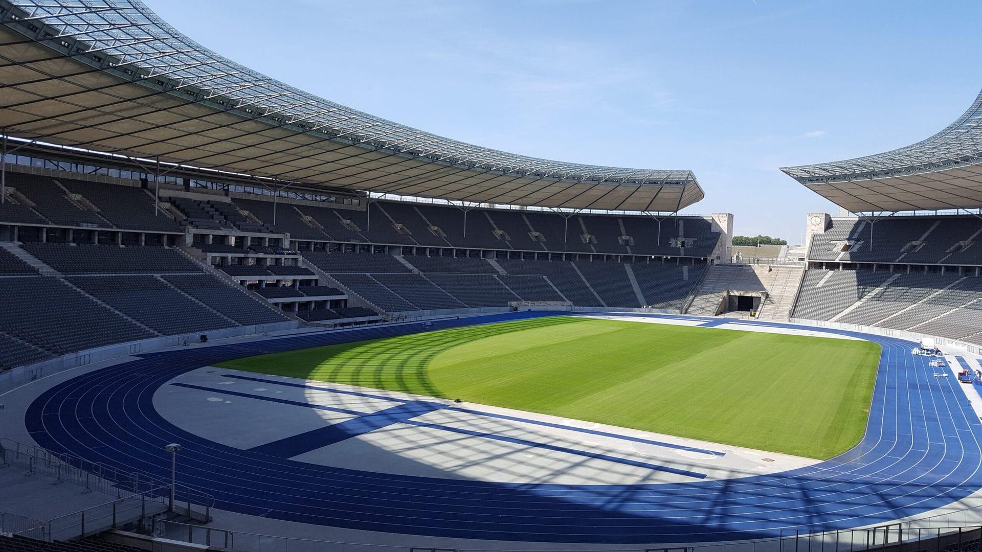 Studietur Berlin Olympia stadion