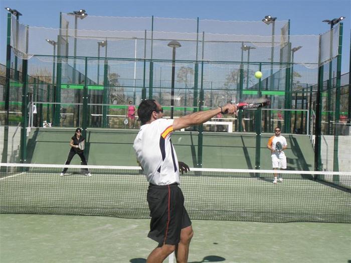 Studietur Torrevieja Paddle Tennis