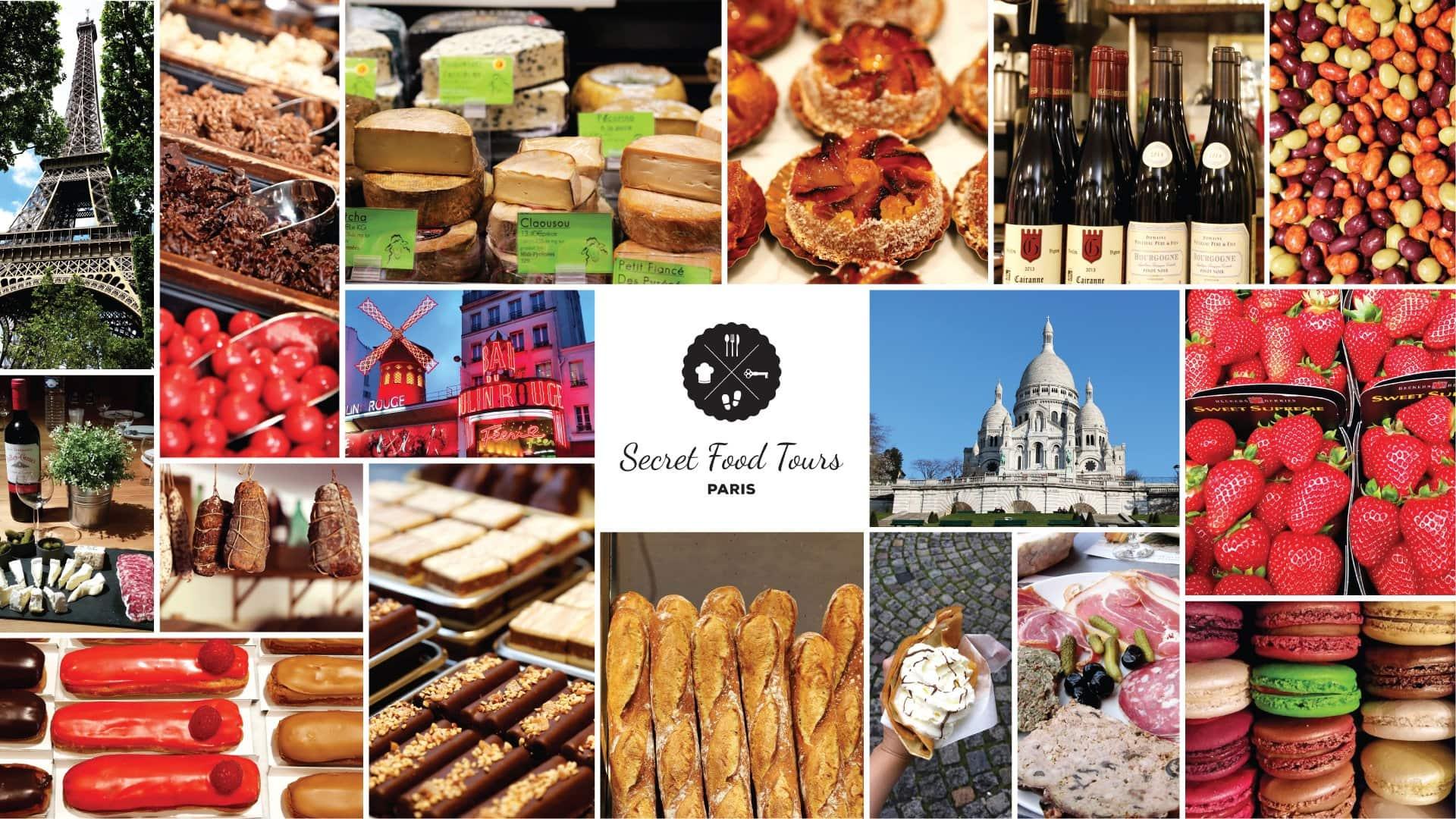 Studietur Paris Street Food Tour
