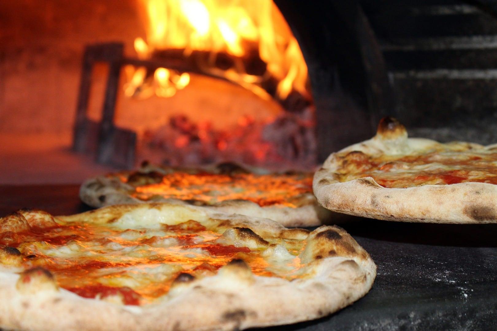 Studietur Gardasøen Pizza