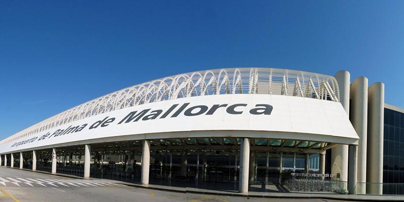Studietur Mallorca lufthavn