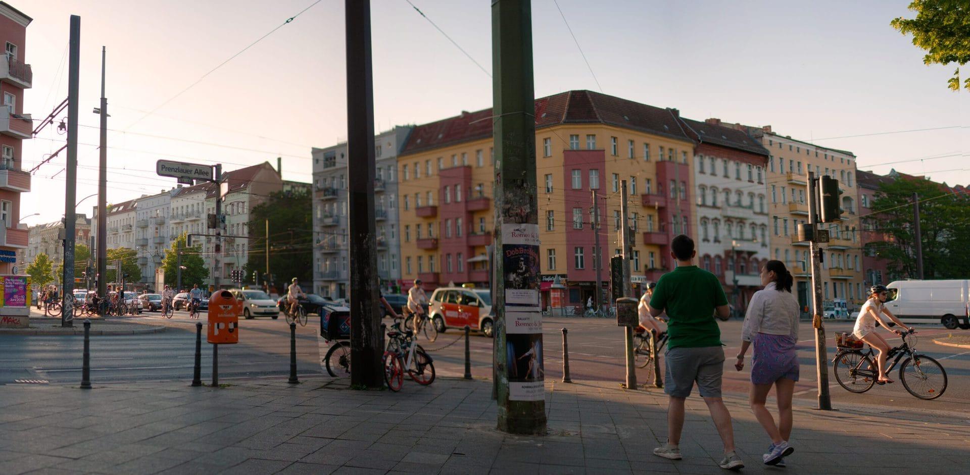 Studietur Berlin Prenzlauer Berg