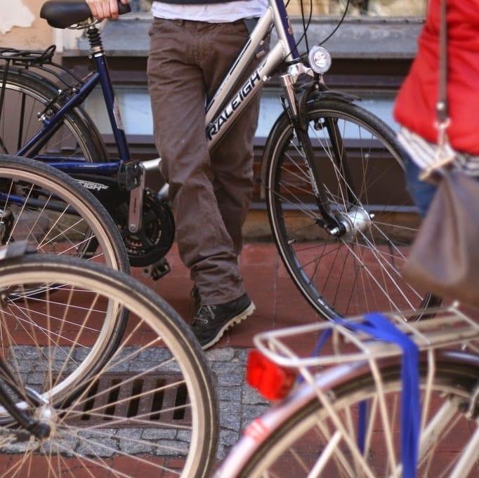 Studietur Riga cykeltur