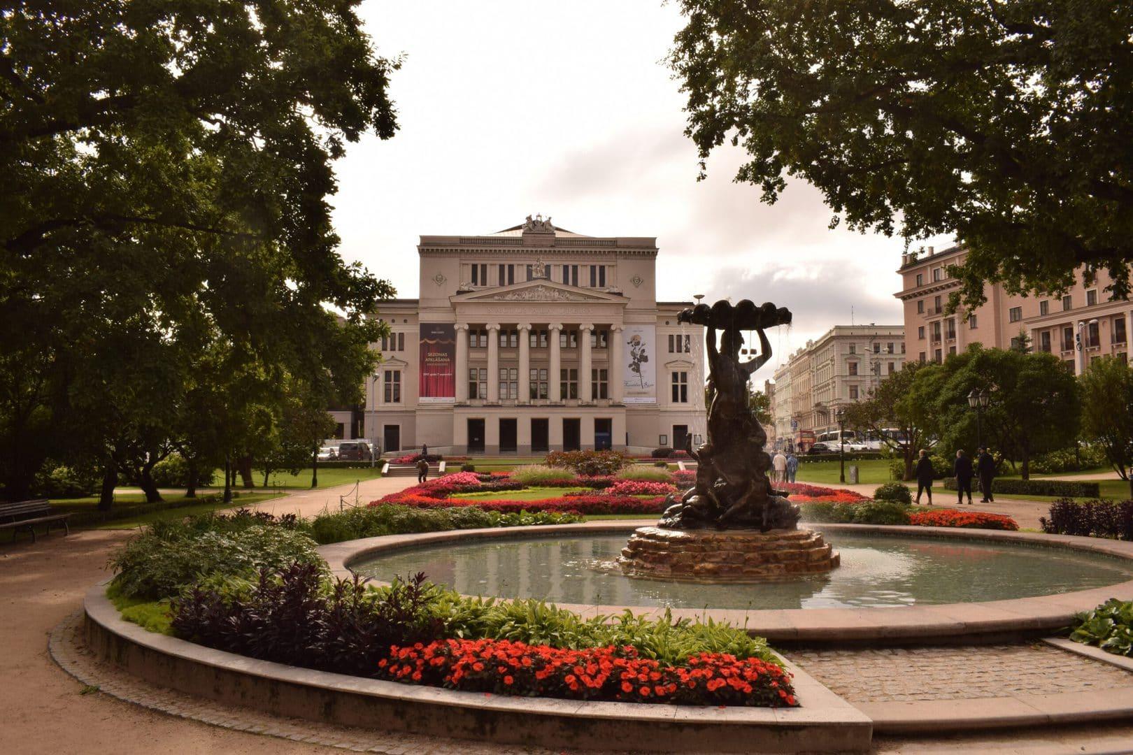Studietur Riga Opera