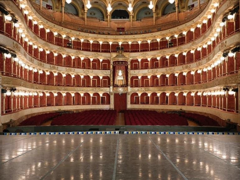 Theatre Rom Studierejse