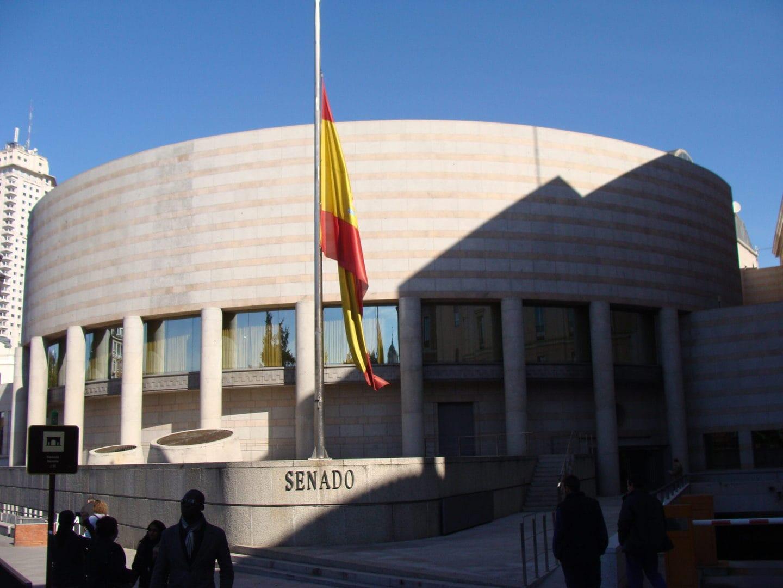Studietur Madrid Senat