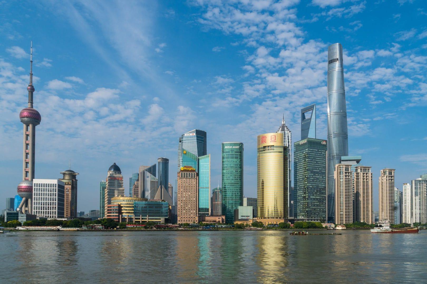 Studietur Shanghai The Bund