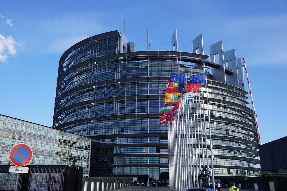 Studietur Strasbourg EU