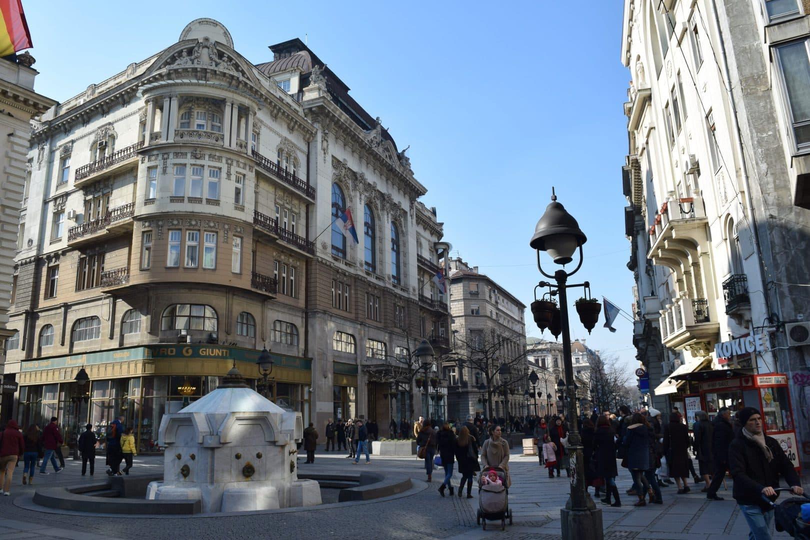 Sightseeing Beograd