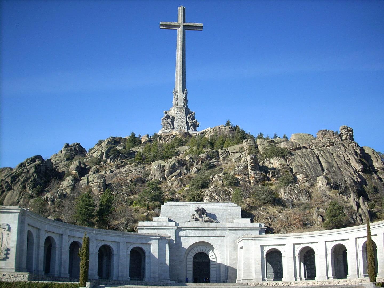 Studietur Madrid Valle de los Caidos