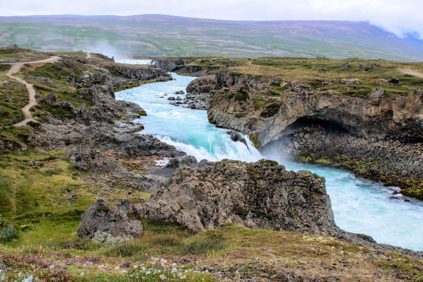 Studietur Reykjavik Island kilder