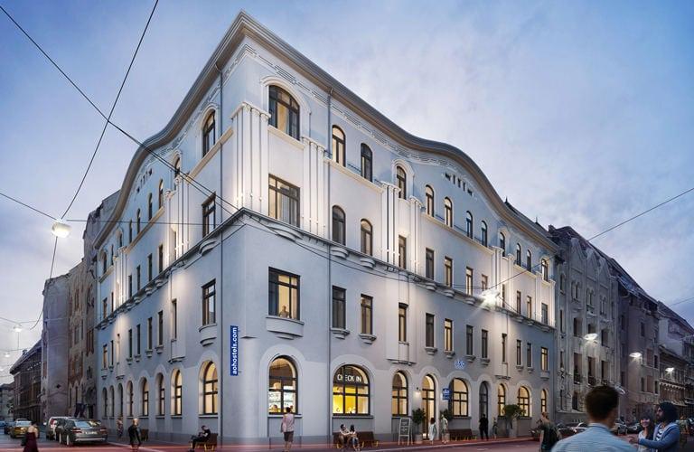 Studierejse til Budapest - A&O Hostel