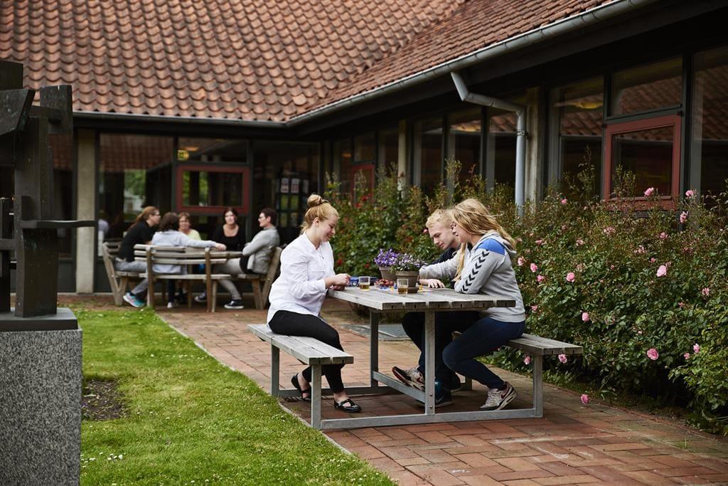 Studierejse til Sønderjylland d- Danhostel city sønderjylland