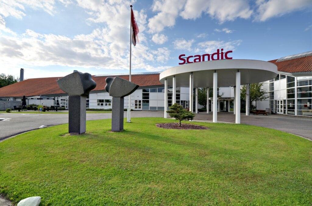 Studierejse Sønderjylland - Scandic Sønderborg
