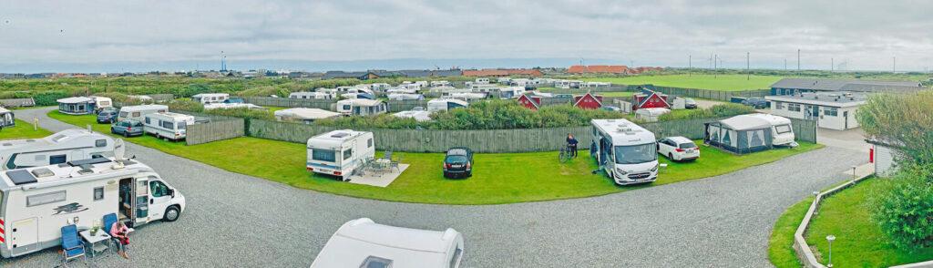 Studierejser Vestjylland Thyborøn Camping og hotel