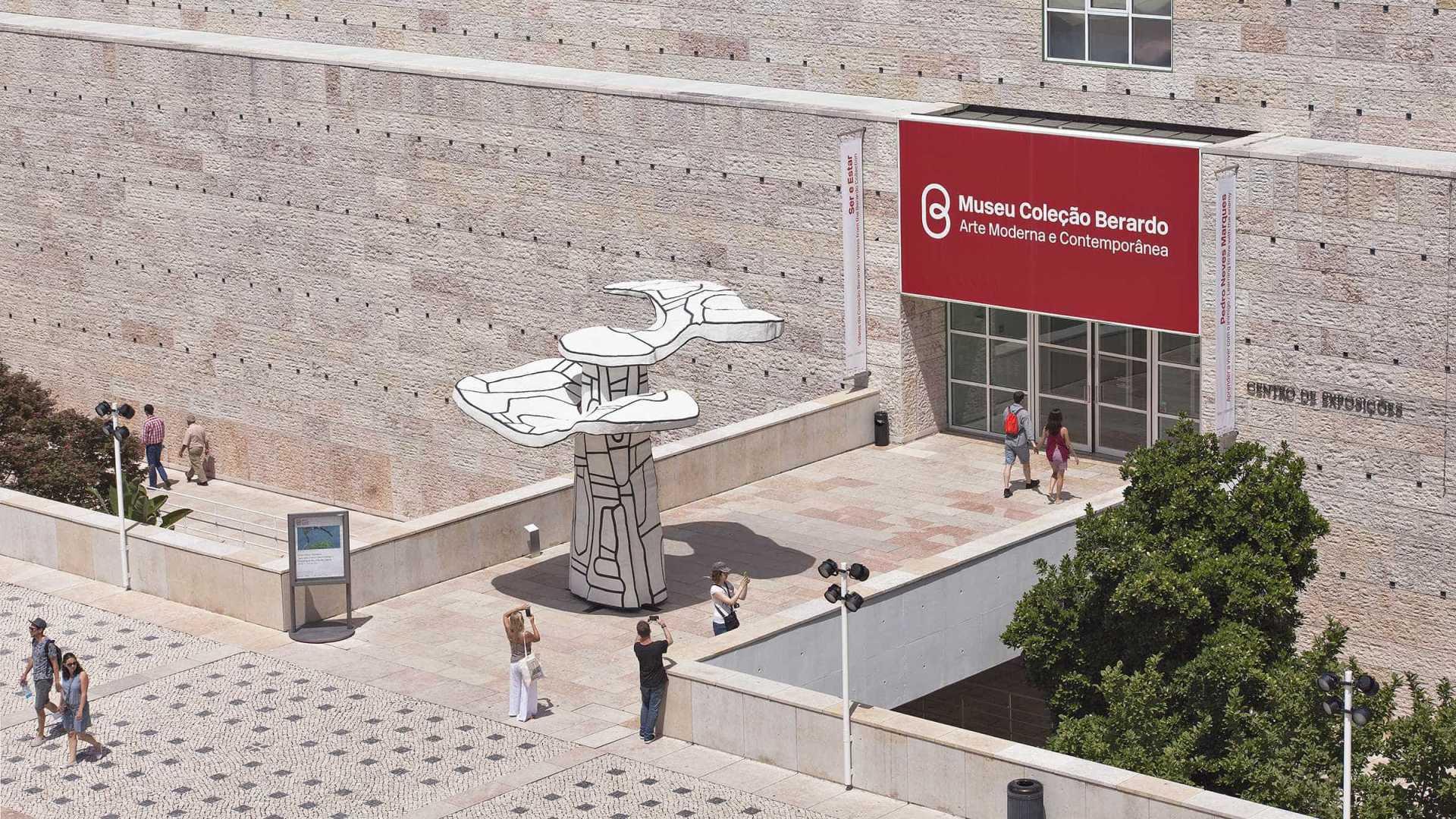 Studietur Lissabon Berardo