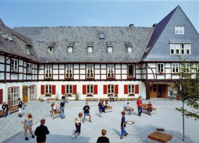 Studierejse til Harzen - Goslar Jugendherberge