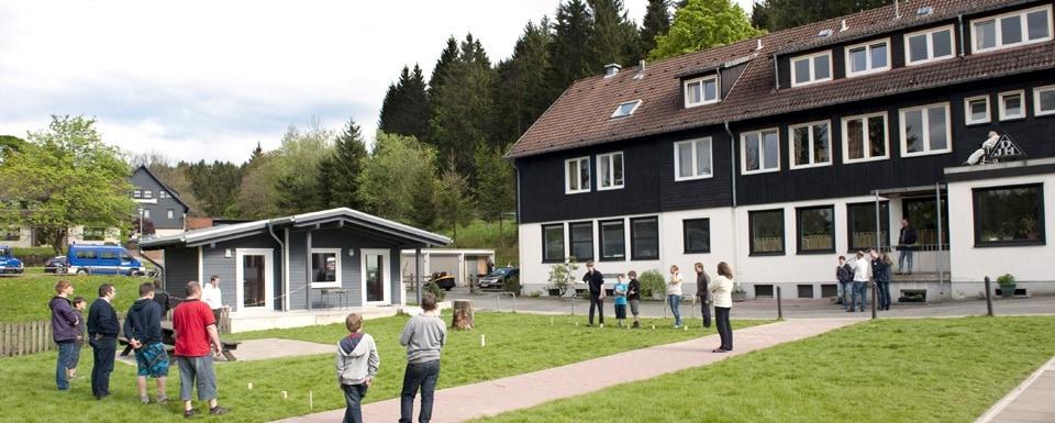 Studierejse til Harzen - Hahnenklee jugendherberge