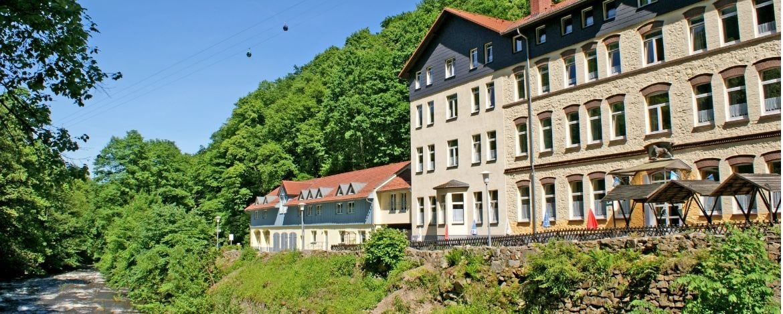 Studierejse til Harzen - Thale Youth Hostel