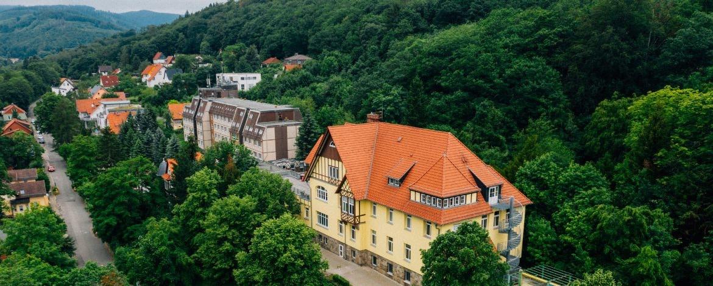 Studierejse til Harzen - Wernigerode Culture Youth Hostel