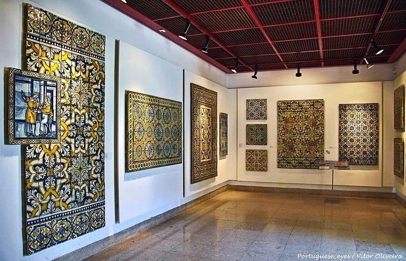 Studietur Lissabon azulejo