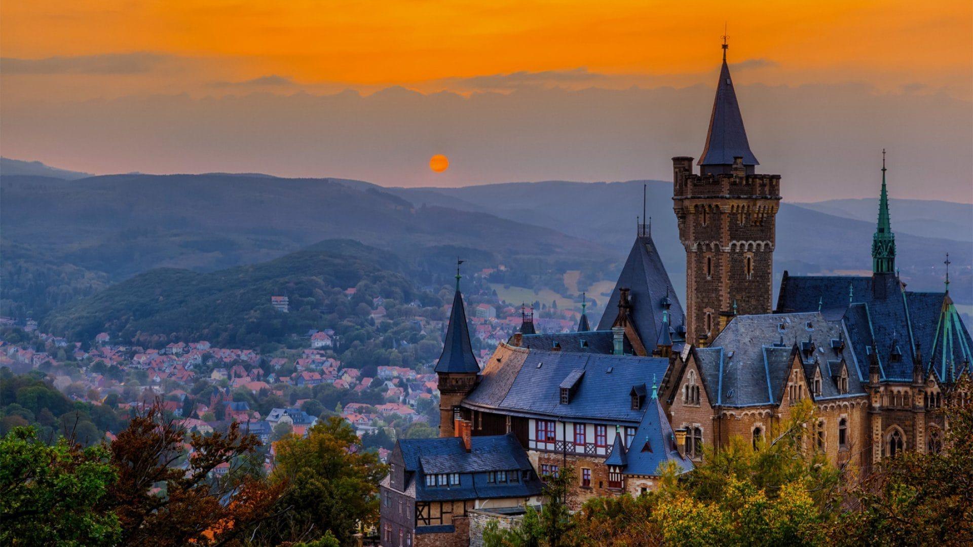 Studierejse til Harzen - Werningerode