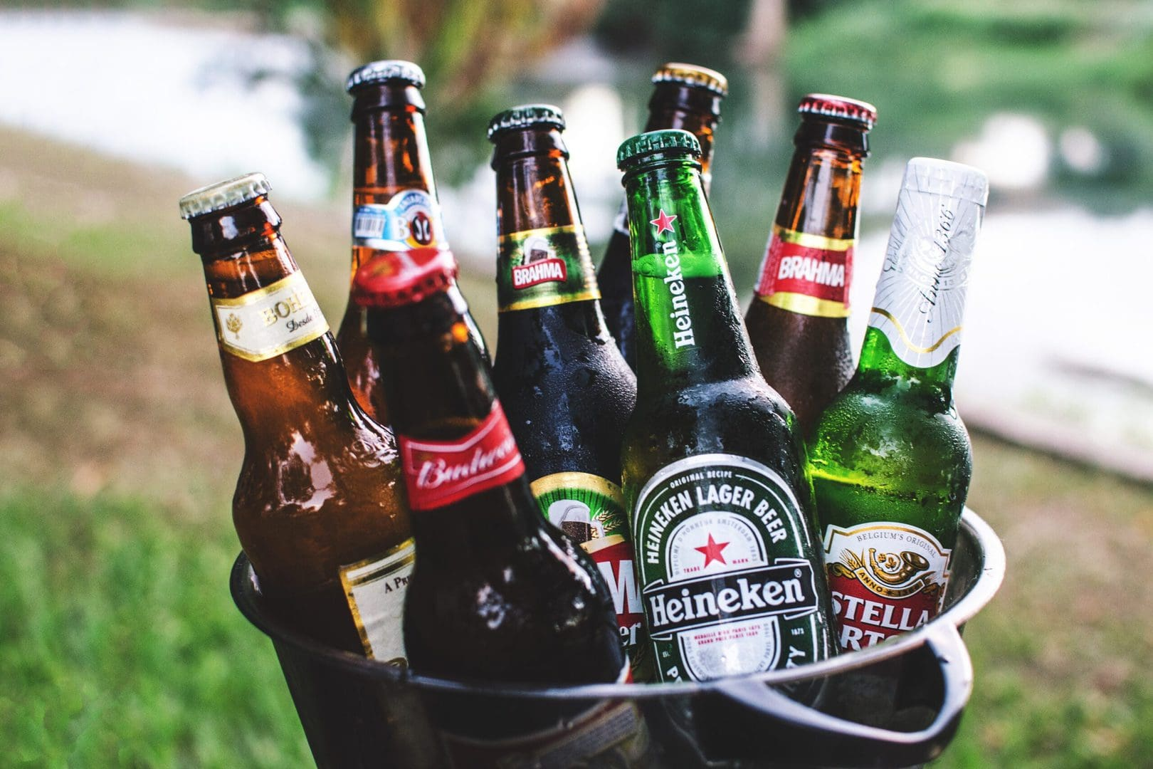 Studietur Lissabon Cervejas