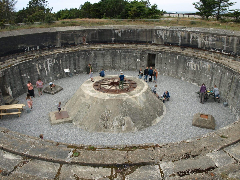 Studietur Nordjylland Bunkermuseum Hanstholm