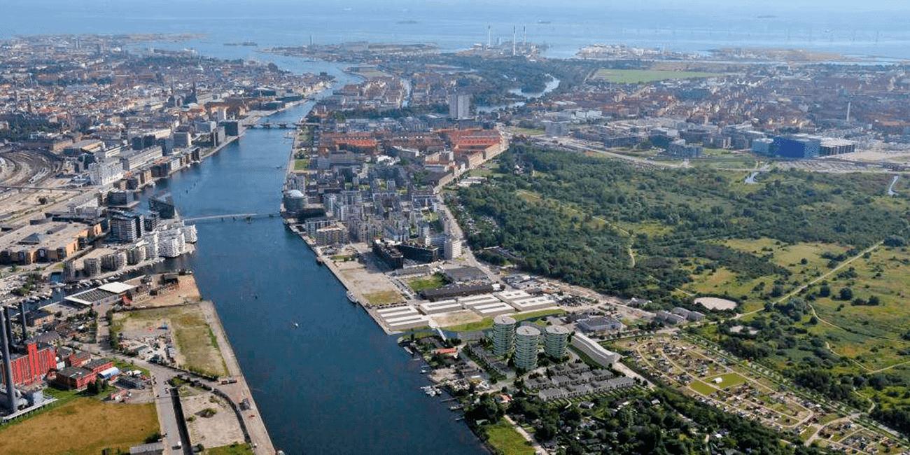 Studietur København Islands Brygge