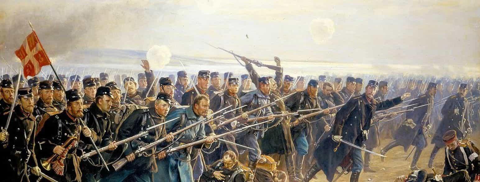 Studietur Sønderjylland 1864 krigen