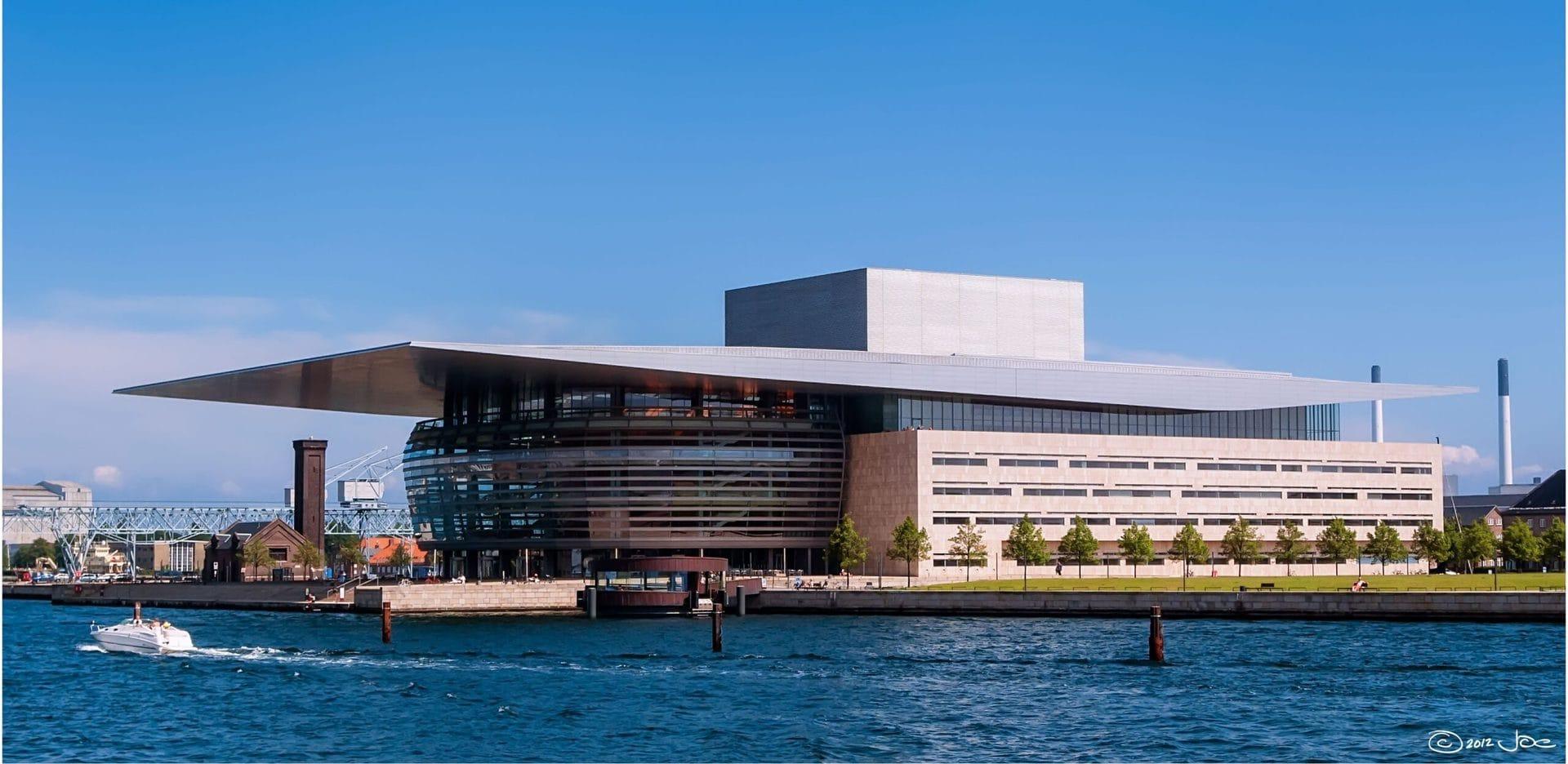 Studietur København Operaen