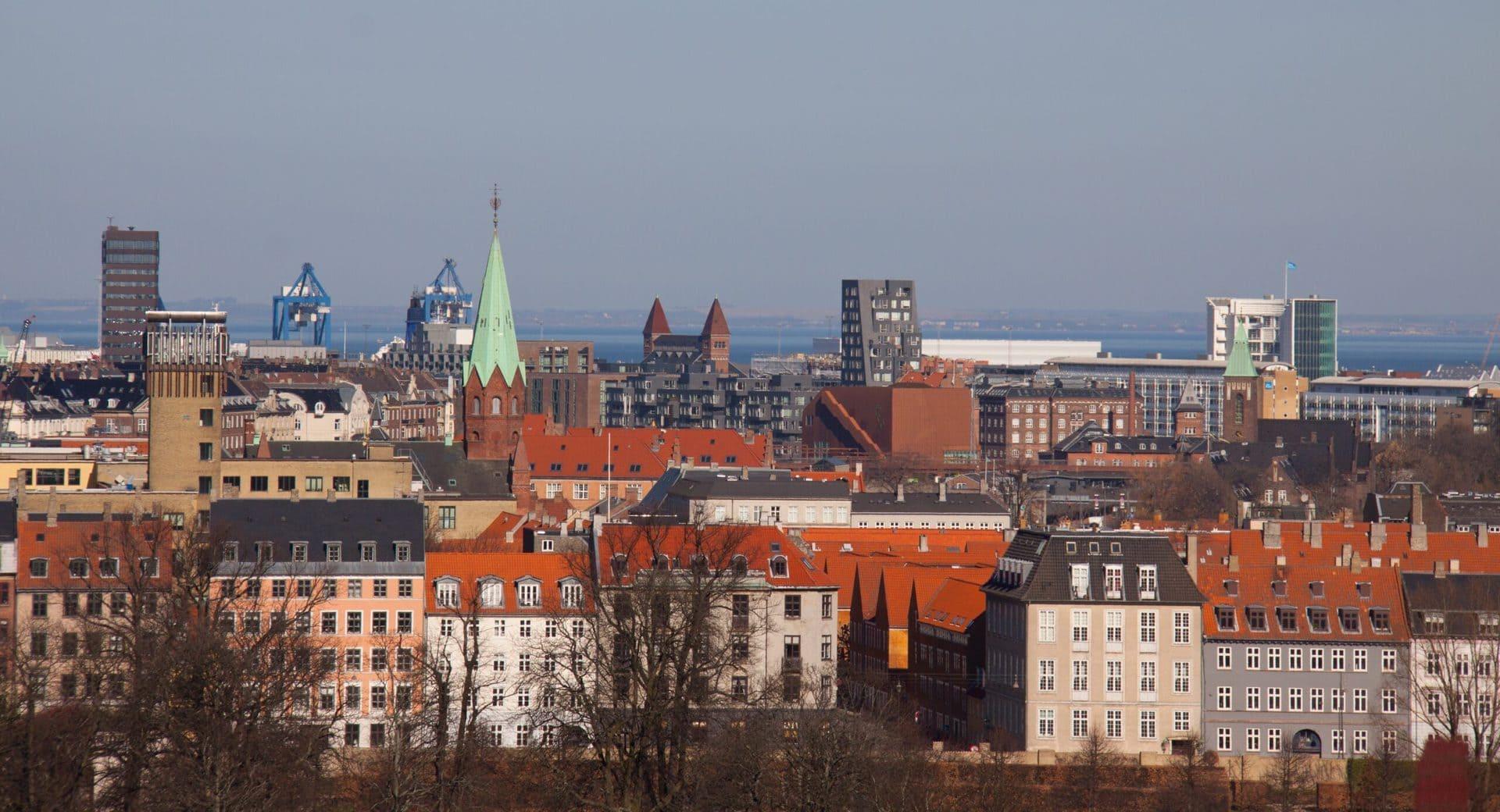 Studietur København Inderhavn