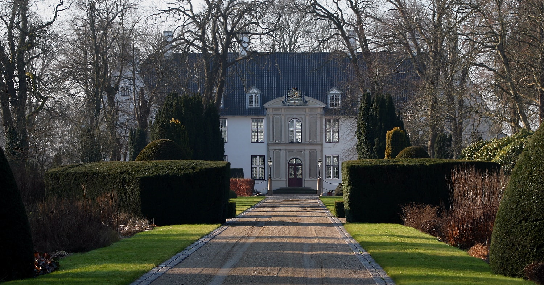 Studietur Sønderjylland Schackenborg Slot