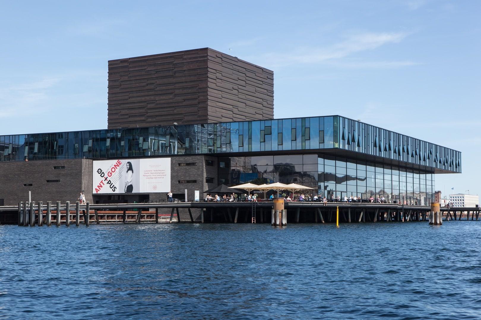 Studietur København Skuespilhuset
