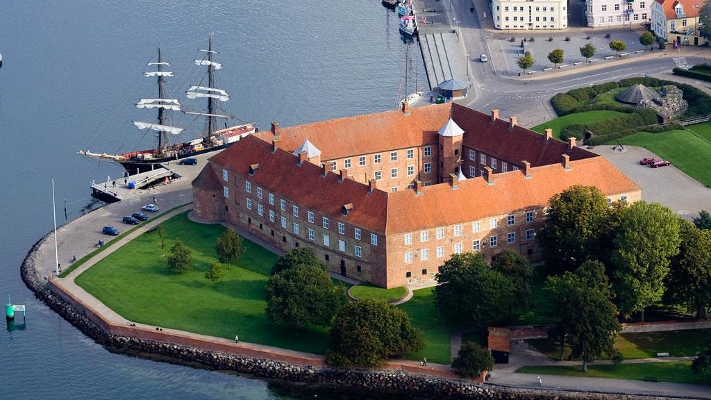 Studietur Sønderjylland Sønderborg Slot