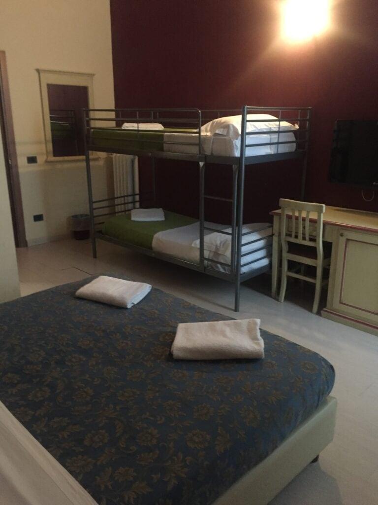 HotelBenvenuti_firenze_studierejser-alfatravel_kojesenge