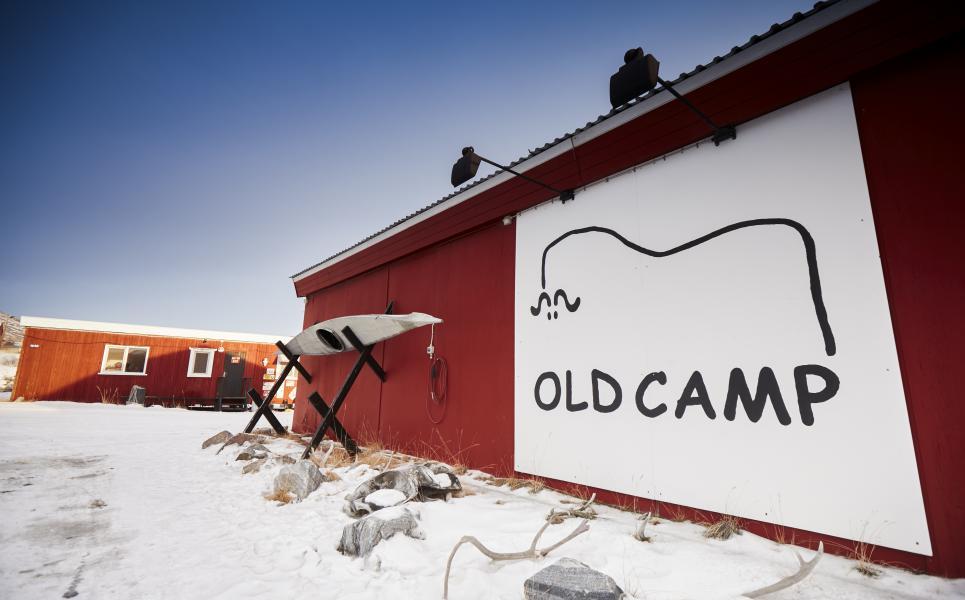 Grønland_hostelOldCamp_kangerlussuaq